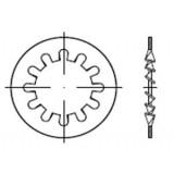 Шайба DIN 6797 форма J