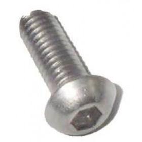 Винт  ISO 7380  М8х25 цинк 10,9