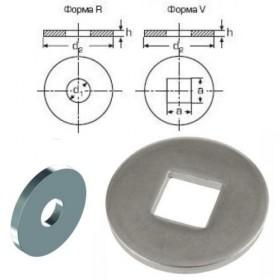 Шайба DIN 440 /R ф 6.6
