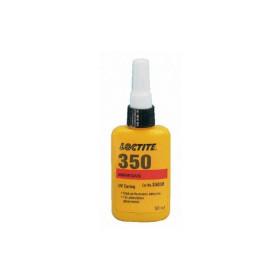 Loctite 350 УФ отверждения(прозрачный)  50 мл.