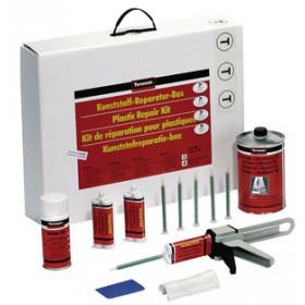 Kunstttoff-Reparatur-Box/P.R.Комплект для ремонта деталей из пластика