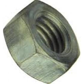 Гайка шестигранная DIN555 M20
