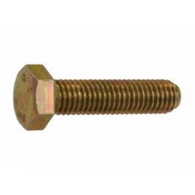 77030406  Болт ISO 4017 М10*16 8,8-verzinkt
