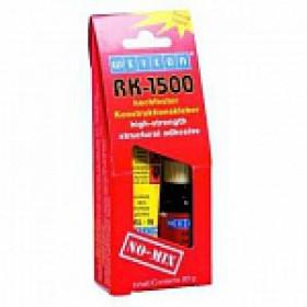 WEICON RK 1500 (60г) Двухкомпонентный конструкционный клей